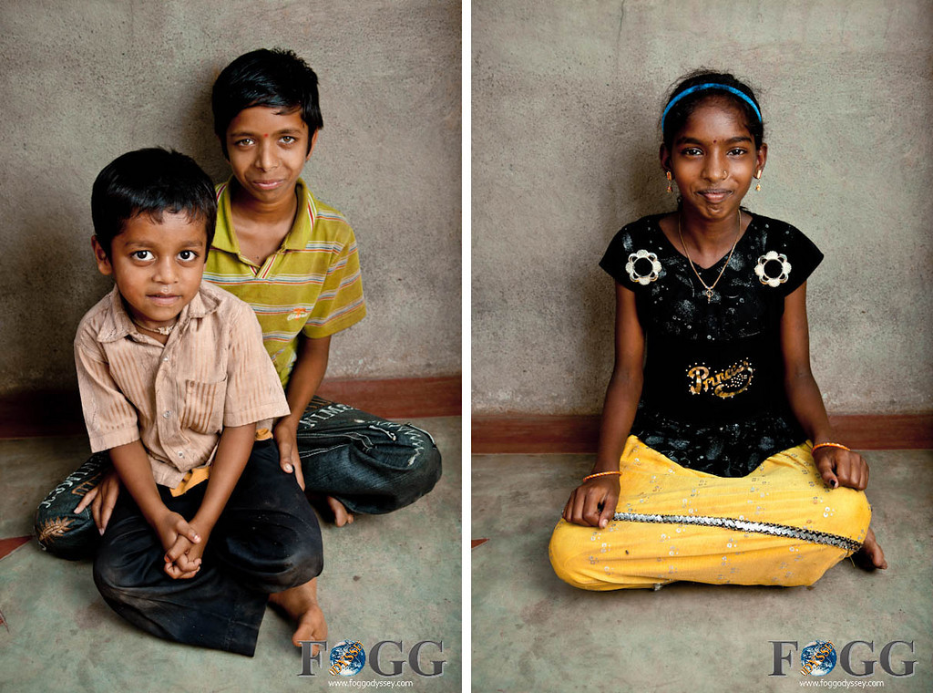 Mysore, India and its people in photographs
