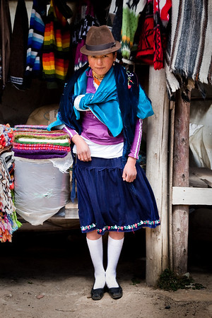 People of Ecuador Photographs and Interview