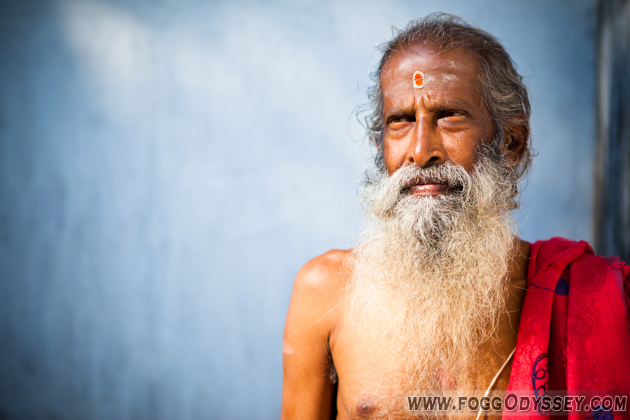People from India Old Men