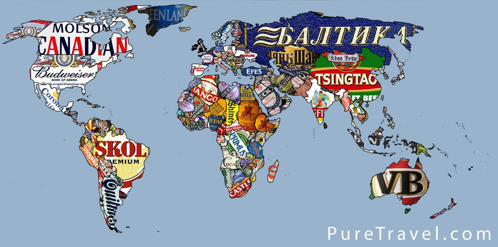 Beers from Around the World