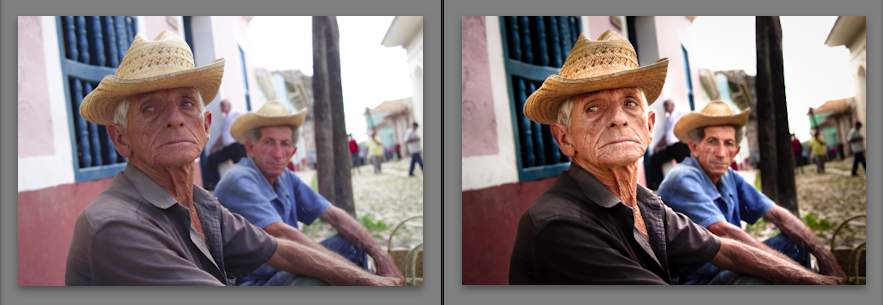 Before & After Post-Edit